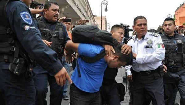 Meksika Komünist Partisi üyeleri gözaltına alındı