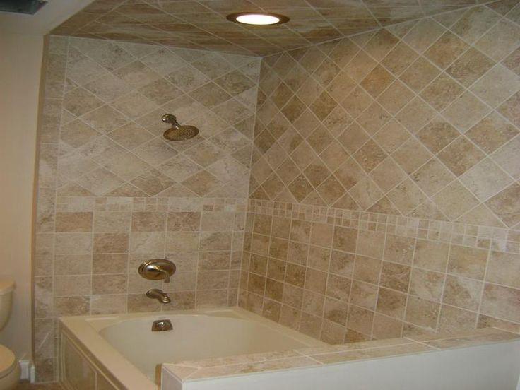 17 best images about bathroom ideas on pinterest shower tiles master bath and shower floor - Shower Tile Ideas Designs