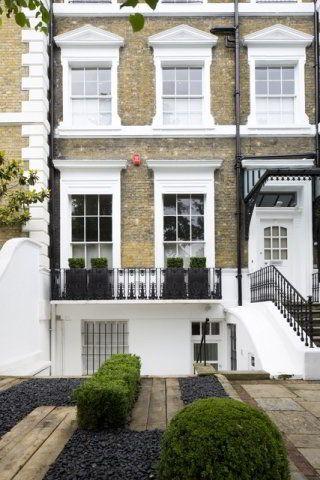 Inside an Interior Designer's Sophisticated Modern London Home
