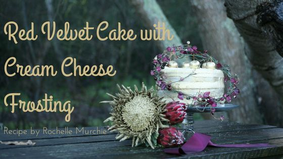 Red Velvet Cake with Cream Cheese Frosting – 31 Wife In Training