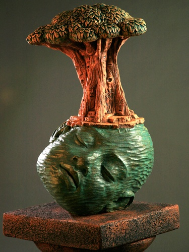 Images about clayton thiele sculptures on pinterest