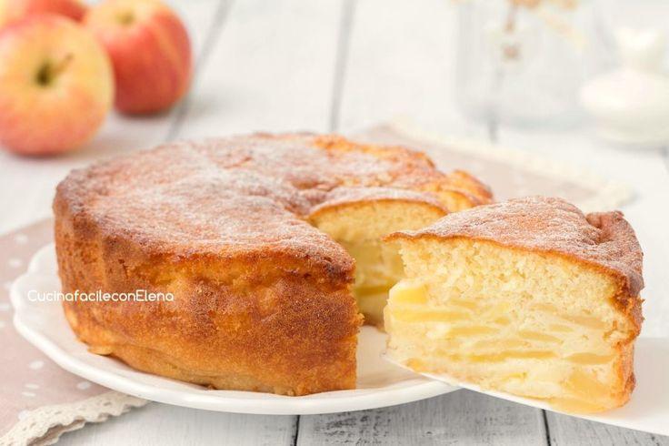 torta magica alle mele