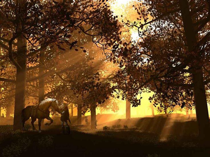 Epic image of Legend of Zelda game :D