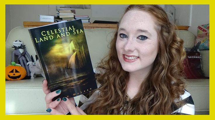 Reading Chapter 1 of CELESTIAL LAND AND SEA | Amy McLean