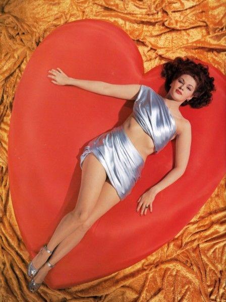 Valentine Yvonne DeCarlo 1940s