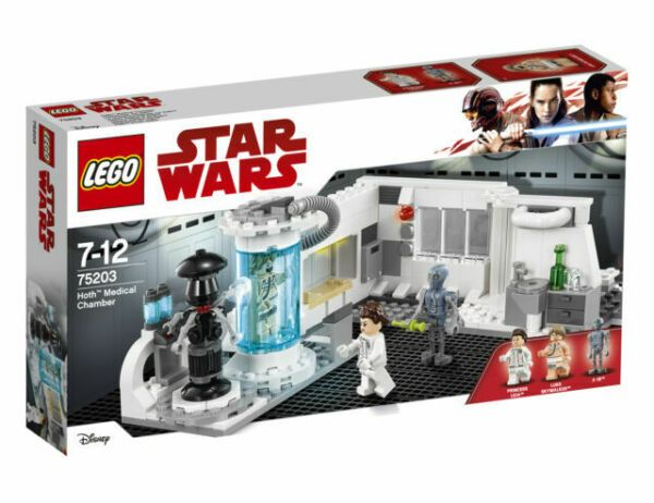 Lego Star Wars Hoth Medical Chamber 75203 For Sale Online Ebay In 2020 Star Wars Hoth Lego Star Wars Sets Lego Star Wars