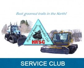 Highland Rovers Snowmobile Club - In Kind Sponsor 2015