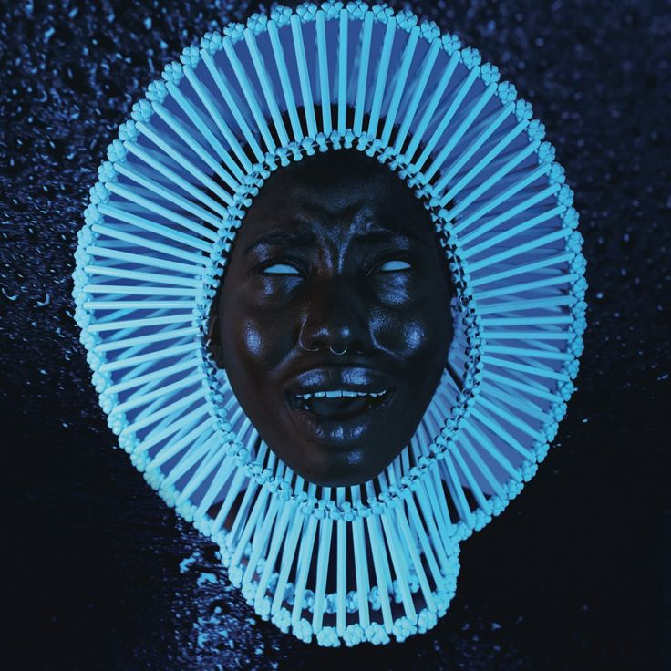 Cover Art for Childish Gambino aka Donald Glover's third studio album, 'Awaken, My Love!' reviewed track by track. (December 2016)