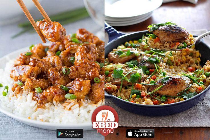 Ázsiai konyha...pálcikával jobban ízlik? #ebedmenu #ebedmenu.hu #app #gasztro #konyha #food