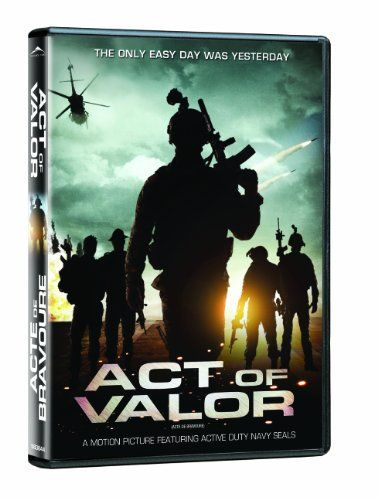 Act of Valor / Acte de Bravoure (Bilingual) Movies-DVD http://www.amazon.ca/dp/B007PSAF9Q/ref=cm_sw_r_pi_dp_Nx81ub04BCAG6