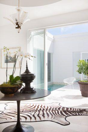David Hicks Toorak Residence 4 - Australia Interior Design Project