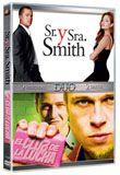 JUNY-2014. Sr. y Sra. Smith. El club de la lucha. DVD INTRIGA LIM