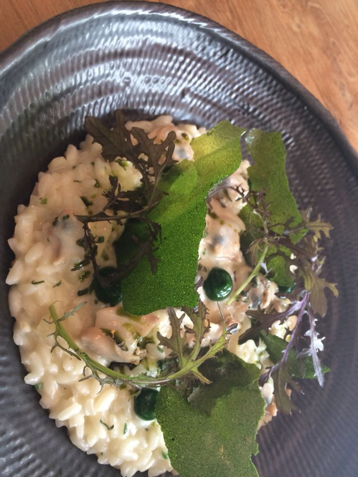I love a good risotto! Particularly one from Ryan Clift's Tippling Club on our 13th wedding anniversary!