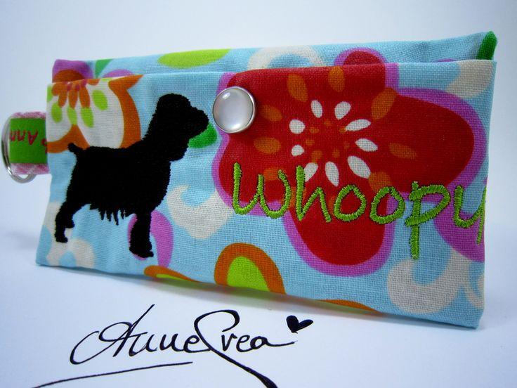 Gassi Poopbag NAME Poopbeutel Kackbeutel Hund Dog von www.annesvea.de
