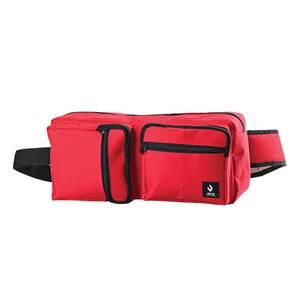 Tas Sling Pria Merah [SMM 987] (Brand Inficlo) Free Ongkir