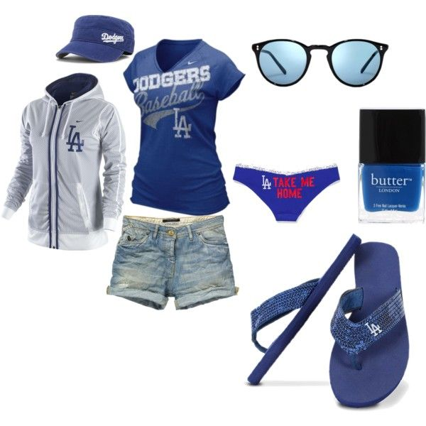 Summer Night Game. Replace all this with Rangers gear and burn the Dodgers gear and I'm down :)