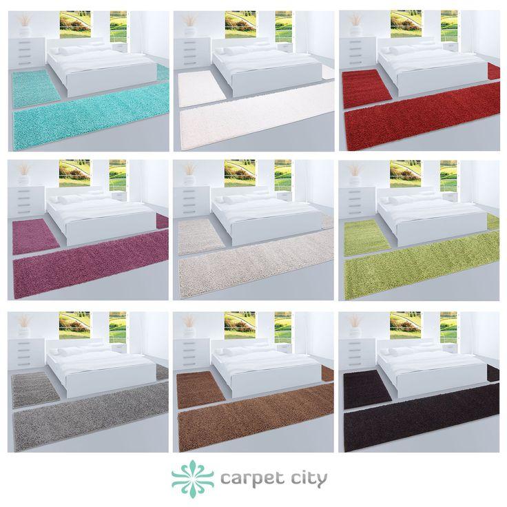 Excellent parure tappeti scendiletto tappeto fine shaggy pelo lungo davespicer soggiorno with - Tappeti camera da letto ...