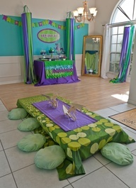vbs kingdom chronicles decorating ideas - Google Search