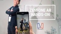 ASUS Zenfone AR with Project Tango Hands-On Sure, we got our hands on the ASUS ZenFone AR back when it was first announced in January, but it didn't have that one feature everyone was talking about: Project Tango.