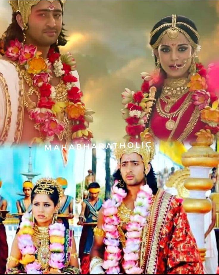Pin by Aanchal Gupta on Mahabharat Star Plus in 2020   Pooja sharma, The mahabharata, Bollywood