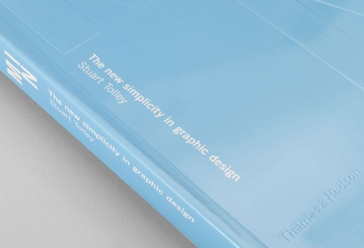 New book dispels the cliches of minimalist graphic design and explains why less…