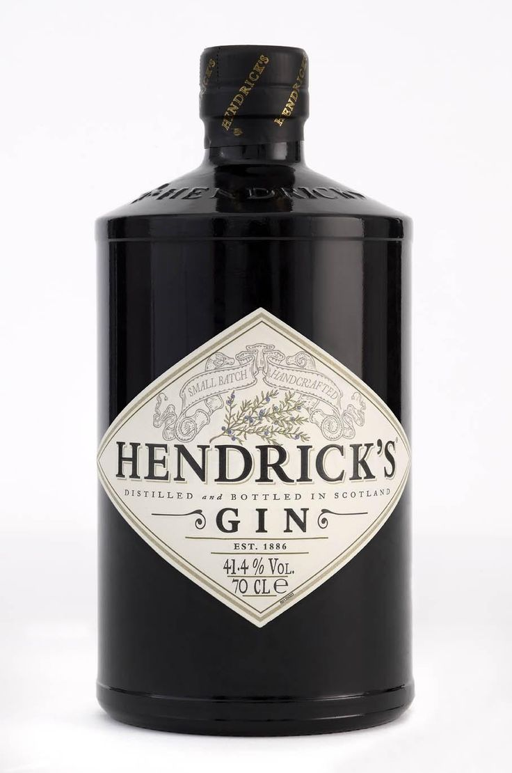 use the hendricks one, very good! Hendricks Gin - love the medicinal look of the bottle.  No spoon full of sugar needed with this :-)