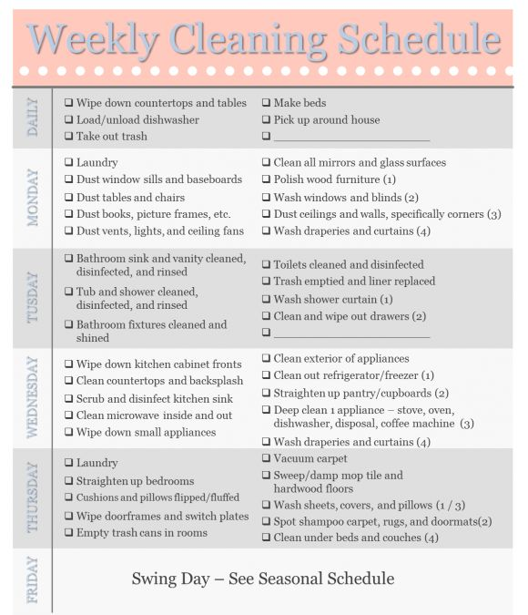 house cleaning schedule 25 best ideas about schedule templates on 12711
