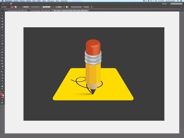 Dnes se budeme v Ilustrátoru věnovat 3D modelování pomocí nástroje natáčení.