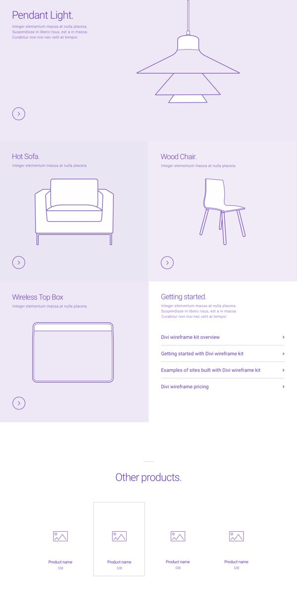 236 best divi theme resources images on pinterest best web bloom and buttons - Divi section divider styles ...