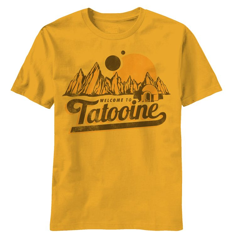 Star Wars: Tatooine T-Shirt