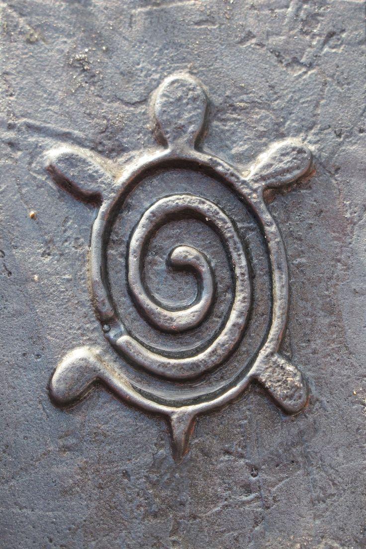 Tortuga en espiral. Más
