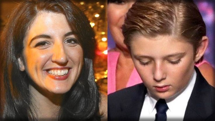 SNL WRITER VICIOUSLY ATTACKS  10 YEAR OLD BARRON TRUMP ON TWITTER THEN REALIZES HER ....Jan 20, 2017