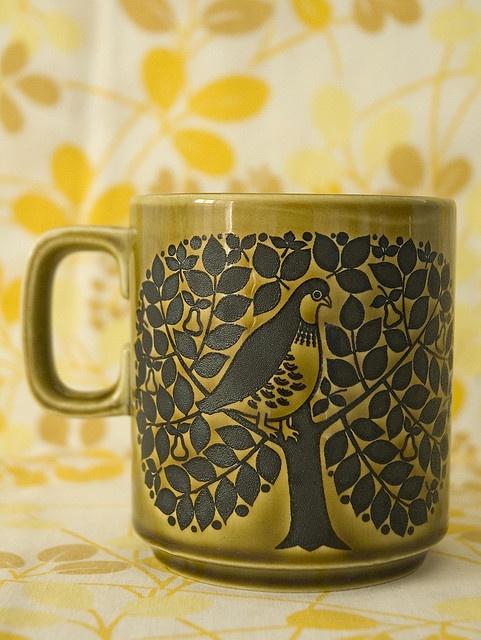 Hornsea mug front