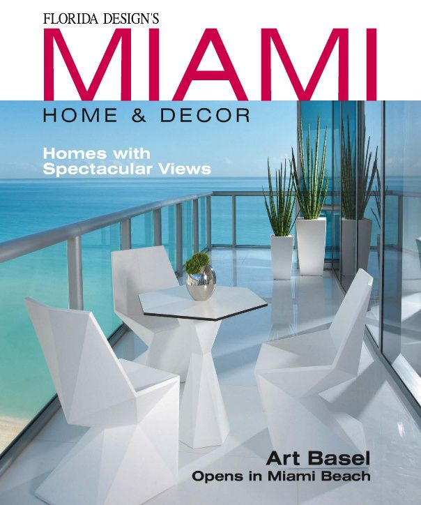 17 best images about home decor magazine on pinterest for Miami interior design magazine