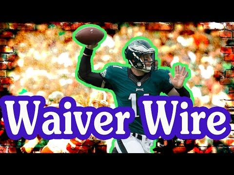 Fantasy Football Podcast - Waiver Wire - 2016/09/13
