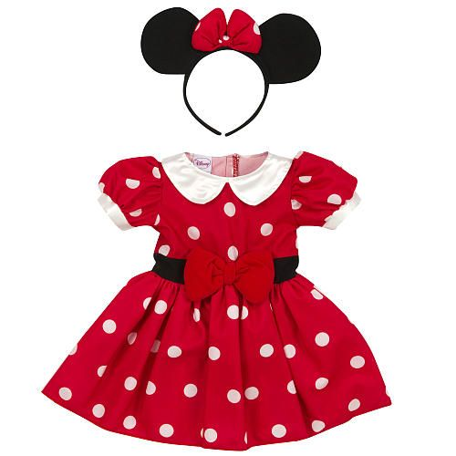Gallery For > Minnie Mouse Costume Toddler
