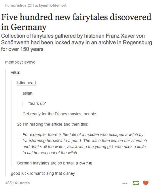Good luck Disney