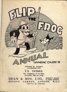 """Fiddlesticks"""", the first Ub Iwerks cartoon after Iwerks left ..."""