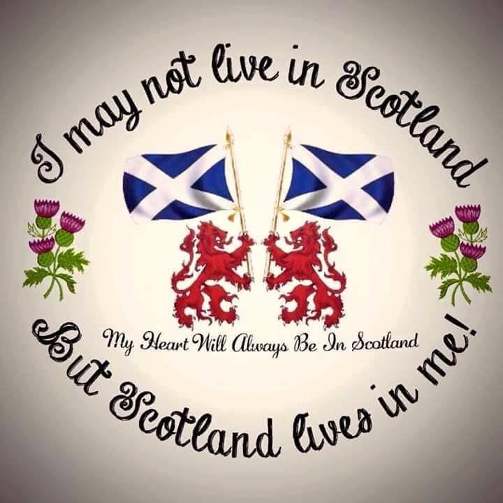 Oh Scotland My Scotland