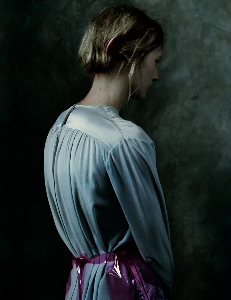 Sewing Ideas - Julia Hetta for Another Magazine S/S 12