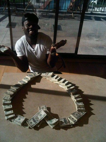 50 Cents Twitpics!