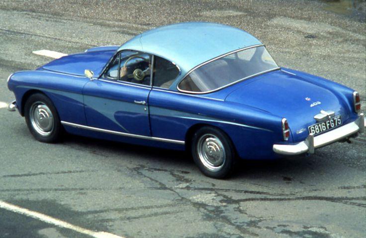 PEUGEOT 403 Coupé Darlmat,1956 www.peugeot.de/historie/