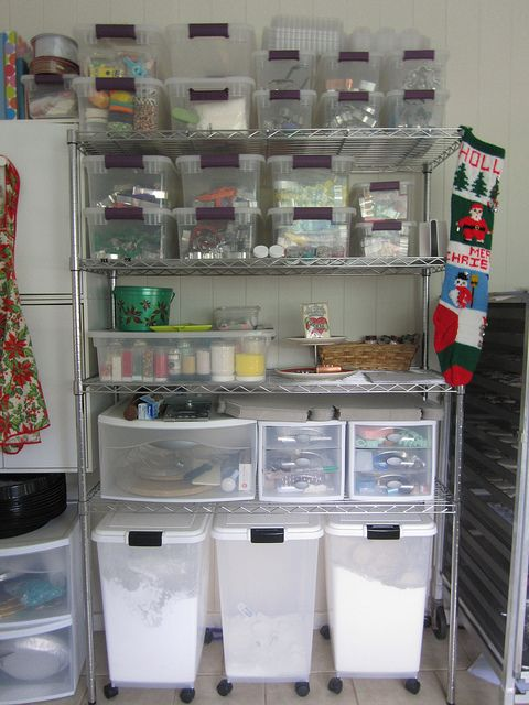 Cake Decorating Equipment Storage : 1000+ ideas about Baking Storage on Pinterest Vegetable ...
