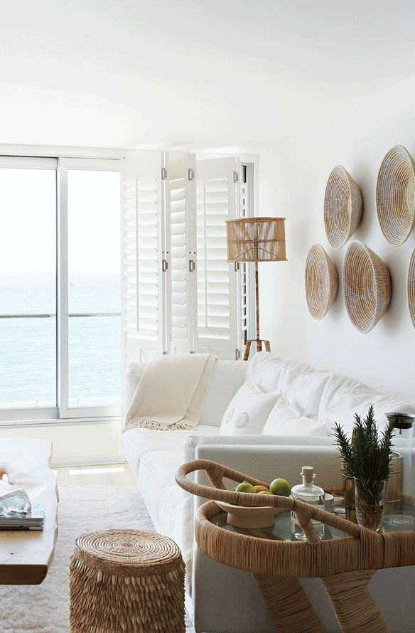 An Bright Sea Side Home In Cape Town South Africa Style Files Com Living Room Designs Home Home Decor