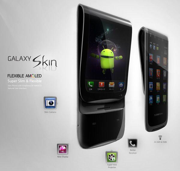 Galaxy Skin