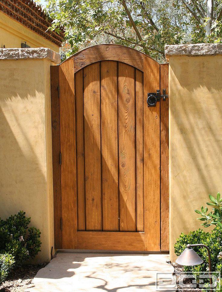 Dynamic Garage Door Designer Pedestrian Gate