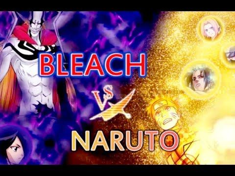 Bleach vs Naruto 3.0 - Many characters, many new skills - Playthrough
