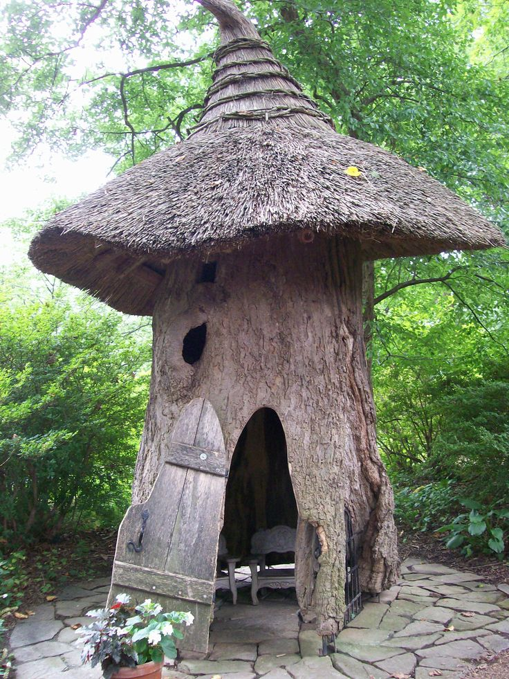 Gnome Garden: 1254 Best Images About Fairy & Miniature Gardens On
