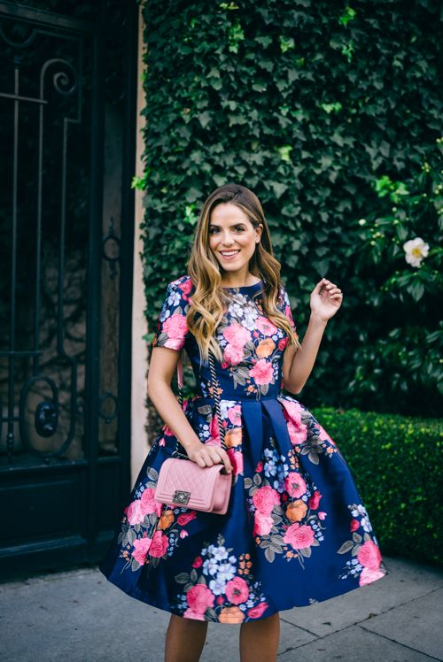 LOVE floral skirts!! see my favorite ted baker one on southern elle style, with bridal shower look tips! http://southernellestyle.com/blogfeed/what-to-wear-to-a-bridal-shower-guest-edition