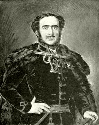 Count István Széchenyi, a Hungarian politician who is often called 'The Greatest Hungarian'.